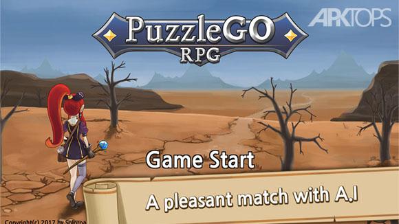 دانلود PuzzleGO RPG