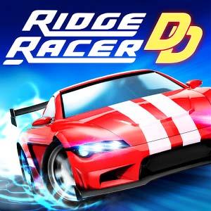 Ridge Racer Draw And Drift logo