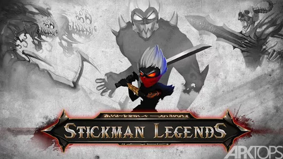 دانلود Stickman Legends