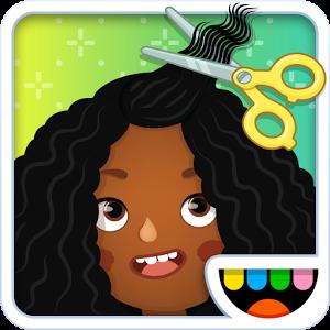Toca Hair Salon 3 v1.2-google دانلود بازی آرایشگاه مجازی اندروید