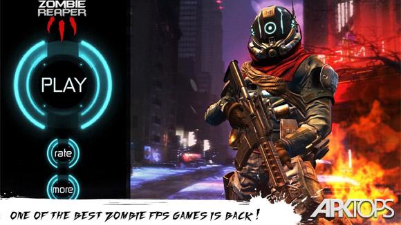 دانلود Zombie Reaper 3