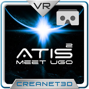 A TIME IN SPACE 2 VR CARDBOARD logo