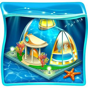 Aquapolis. Free city building! v1.31.4 دانلود بازی احداث کلان شهر برای اندروید