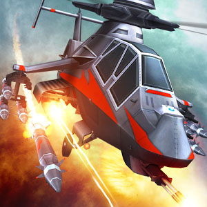 Battle Copters logo