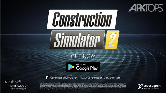 دانلود Construction Simulator 2