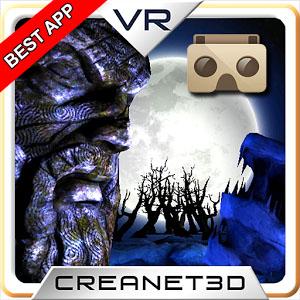 DARKNESS ROLLER COASTER VR logo