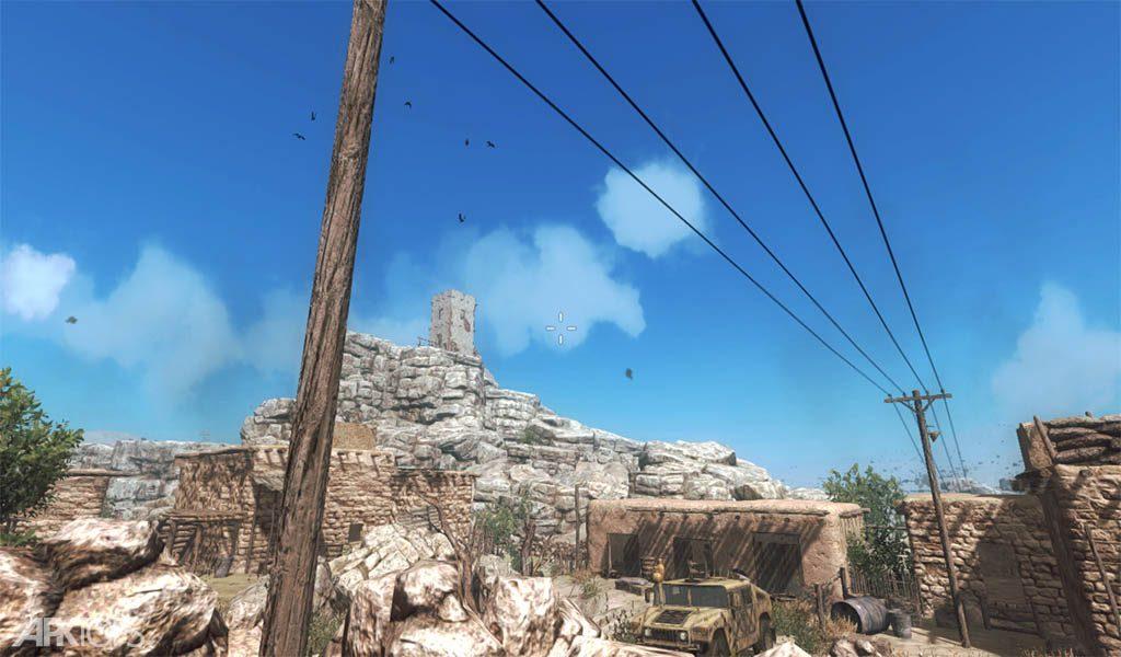 Desert Storm v21.0 دانلود بازی اکشن نبرد طوفان برای اندروید