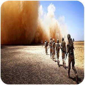 Desert Storm v4.0 دانلود بازی اکشن نبرد طوفان برای اندروید
