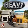 Heavy Truck Simulator logo