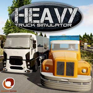 Heavy Truck Simulator v1.971 دانلود بازی شبیه ساز ماشین سنگین + مود