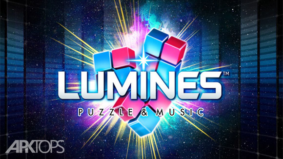 دانلود LUMINES PUZZLE AND MUSIC