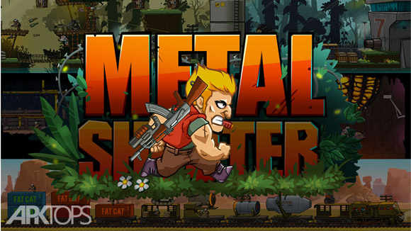 دانلود Metal Shooter