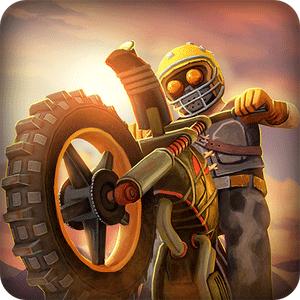 Trials Frontier v7.2.0 دانلود بازی موتور تریل مرزی + مود