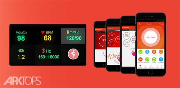 iCare Blood Pressure Monitor Pro v3.5.2 دانلود برنامه نظارت فشار خون