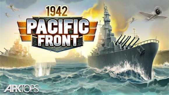 دانلود 1942 Pacific Front