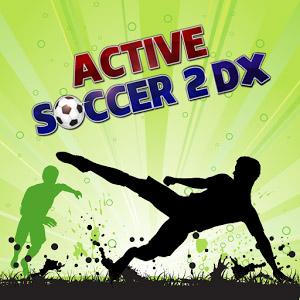 Active Soccer 2 DX logo