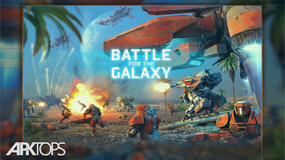 دانلود Battle for the Galaxy