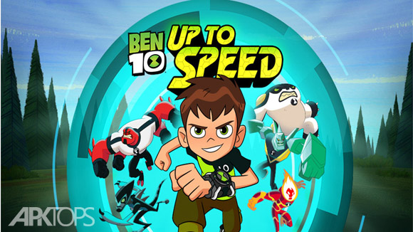 دانلود Ben 10: Up to Speed