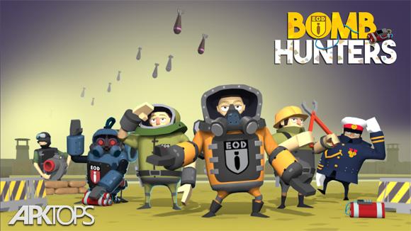 دانلود Bomb Hunters