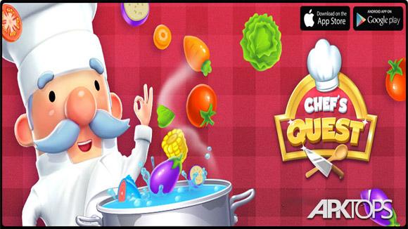 دانلود Chef's Quest