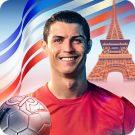 Cristiano Ronaldo Kick'n'Run logo
