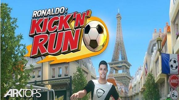 دانلود Cristiano Ronaldo: Kick'n'Run