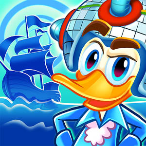Disco Ducks logo