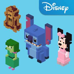 Disney Crossy Road v3.252.18441 دانلود بازی عبور از ترافیک + مود اندروید