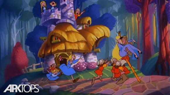 دانلود Dragon's Lair 2: Time Warp