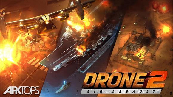 دانلود Drone 2 Air Assault