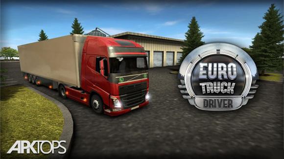 دانلود Euro Truck Driver