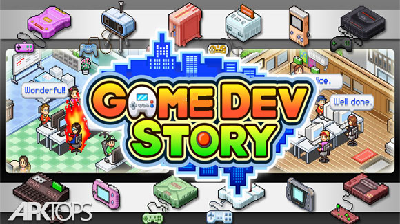 دانلود Game Dev Story