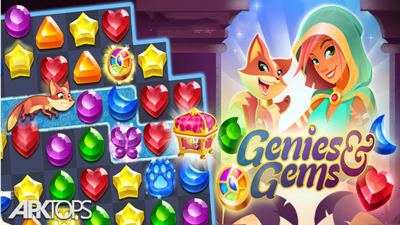 دانلود Genies & Gems