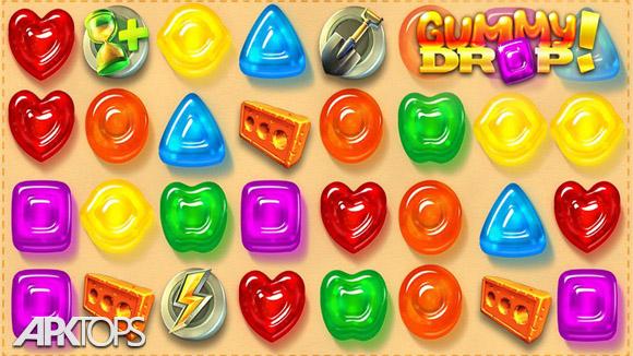 دانلود Gummy Drop