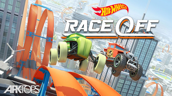 دانلود Hot Wheels Race Off