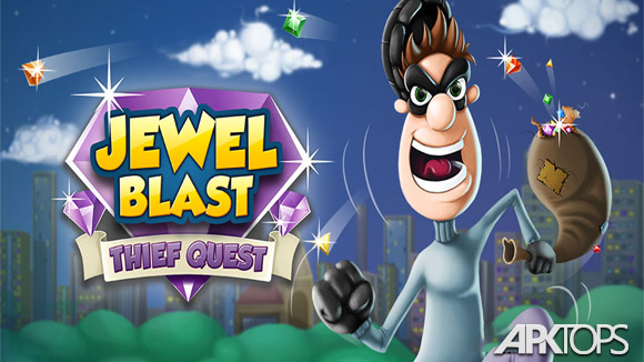 دانلود Jewel Blast Match 3 Game