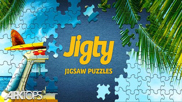 دانلود Jigty Jigsaw Puzzles