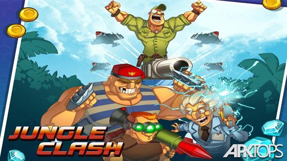 دانلود Jungle Clash