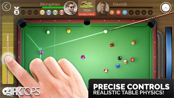 دانلود Kings of Pool - Online 8 Ball
