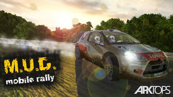 دانلود M.U.D. Rally Racing