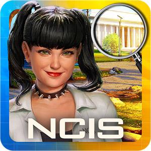 NCIS Hidden Crimes logo