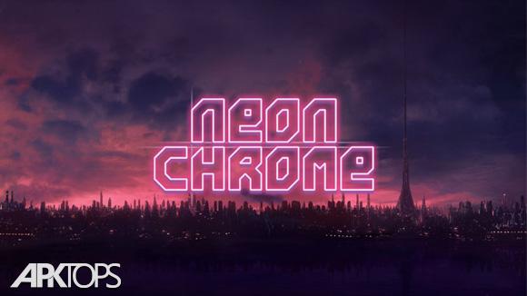 دانلود Neon Chrome