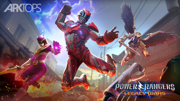 Power Rangers : Legacy Wars