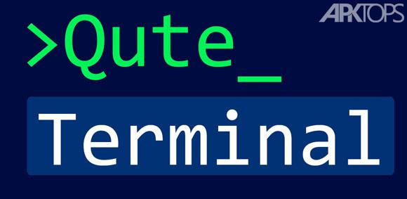 Qute: Terminal console