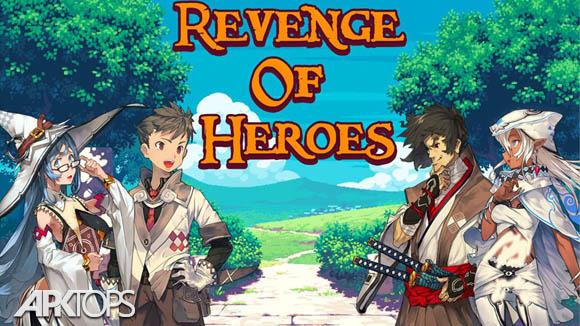 دانلود Revenge Of Heroes