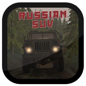 Russian SUV logo