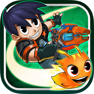 Slugterra Slug it Out 2 logo