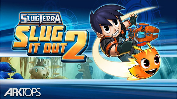 دانلود Slugterra: Slug it Out 2