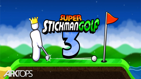 دانلود Super Stickman Golf 3