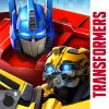 TRANSFORMERS Forged to Fight logo